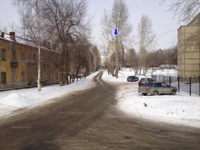 Адрес(а) на фотографии: Солнечная улица, 29, 29А, 31, Екатеринбург