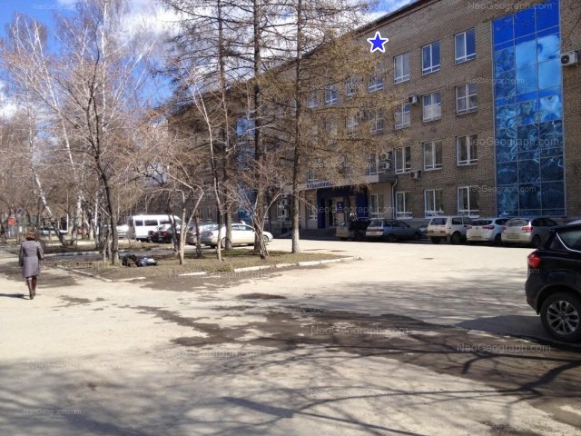 Адрес(а) на фотографии: улица Блюхера, 26, Екатеринбург