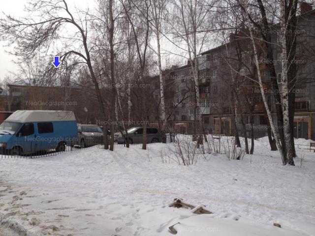 Адрес(а) на фотографии: Восточная улица, 10, 12, Екатеринбург