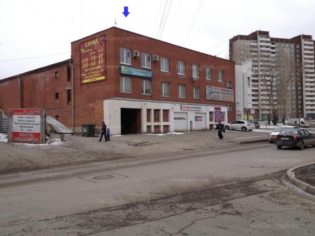 Адрес(а) на фотографии: улица Готвальда, 12А, 19Б, Екатеринбург