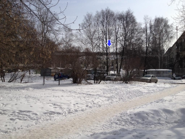 Address(es) on photo: Uralskaya street, 70, 70А, Yekaterinburg