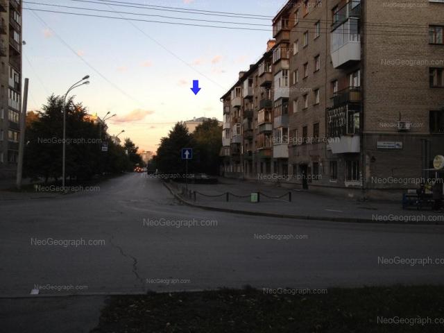 Адрес(а) на фотографии: улица Свердлова, 25, Екатеринбург