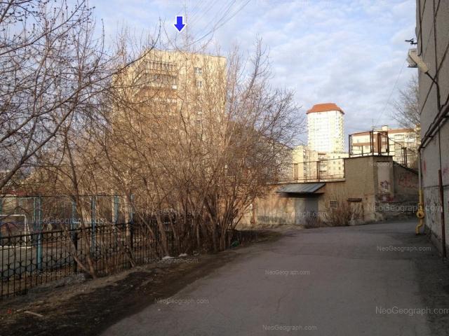 Адрес(а) на фотографии: Гражданская улица, 2, 4, Екатеринбург