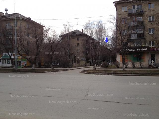 Адрес(а) на фотографии: Комсомольская улица, 6, 6А, 6Б, 6В, 8, Екатеринбург