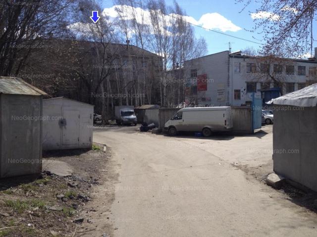 Адрес(а) на фотографии: Комсомольская улица, 6В, 6Е, Екатеринбург