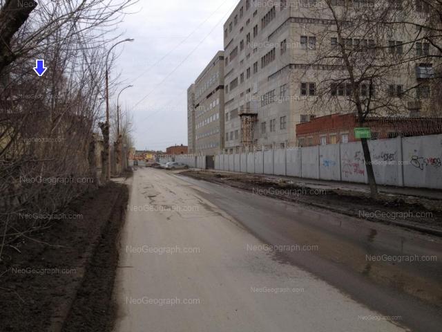 Адрес(а) на фотографии: Комвузовская улица, 19, Екатеринбург