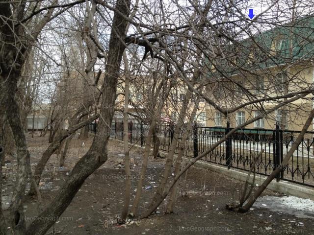 Адрес(а) на фотографии: Комвузовская улица, 9 кА, 13, Екатеринбург