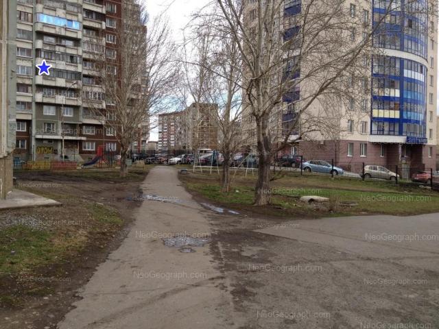 Адрес(а) на фотографии: Опалихинская улица, 20а, 22, 26, Екатеринбург