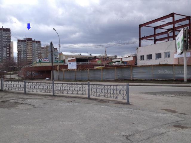 Адрес(а) на фотографии: Опалихинская улица, 20, 22, 24, 27А, Екатеринбург