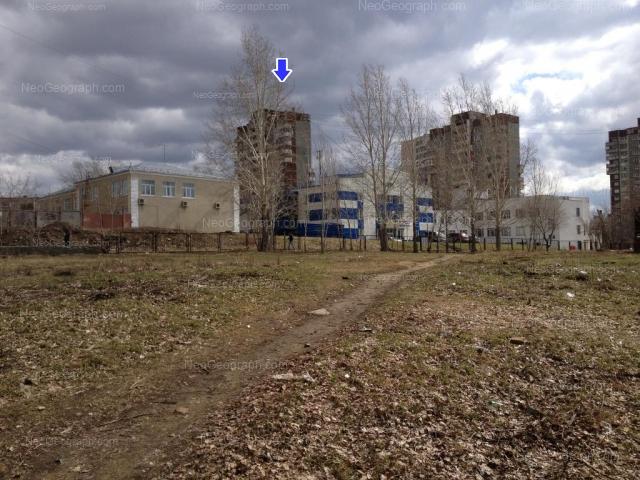 Адрес(а) на фотографии: Опалихинская улица, 22, 23, 23А, 24, 25, Екатеринбург