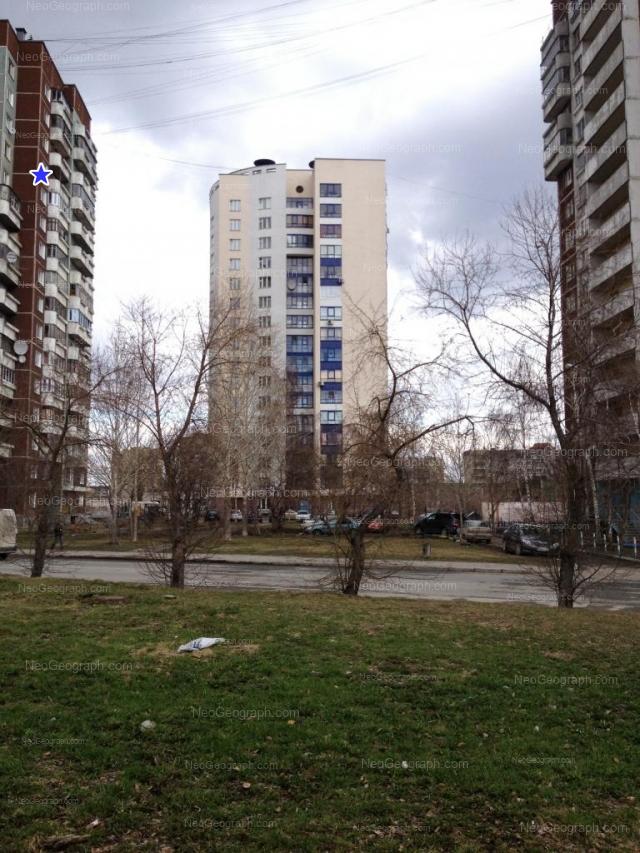 Адрес(а) на фотографии: Опалихинская улица, 20, 20а, 22, Екатеринбург
