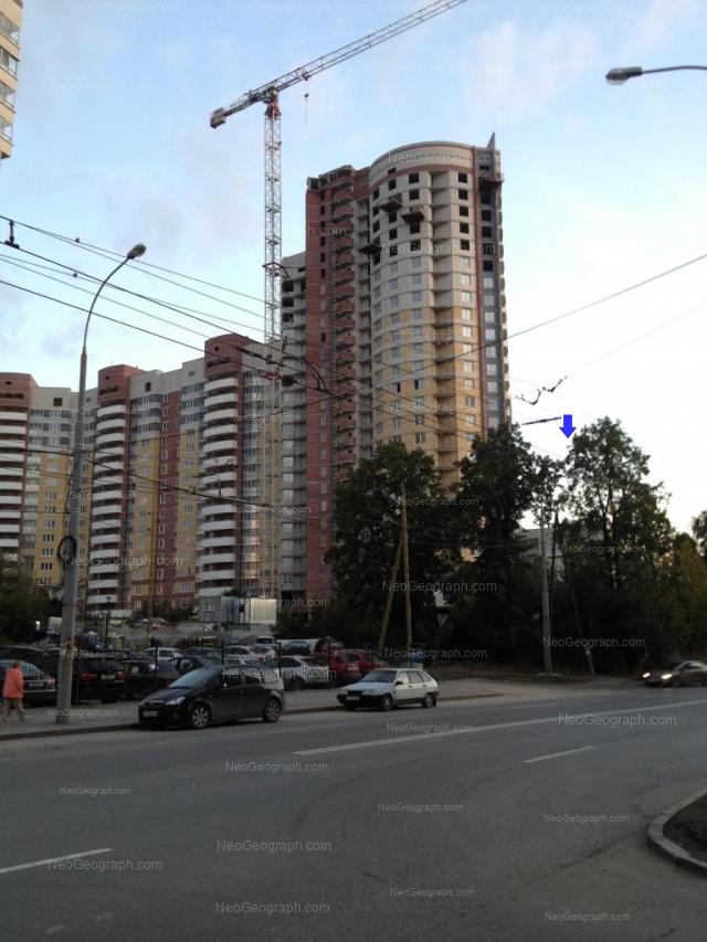 Адрес(а) на фотографии: Уральская улица, 73, 74, 75, Екатеринбург