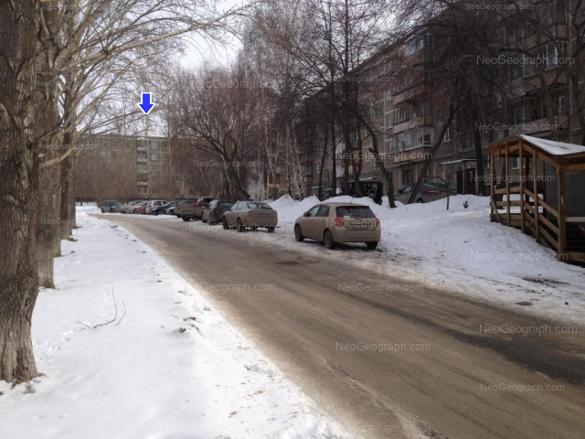 Адрес(а) на фотографии: Советская улица, 7/2, 7/3, 9, Екатеринбург