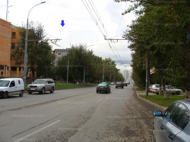 Address(es) on photo: Sovetskaya street, 20, 24А, Yekaterinburg