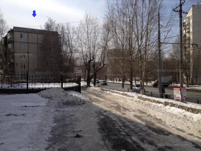 Address(es) on photo: Sovetskaya street, 17, 19/1, 20, 21, Yekaterinburg