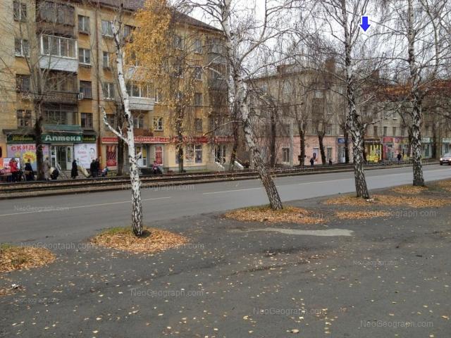 Адрес(а) на фотографии: улица Блюхера, 16, 18, Екатеринбург