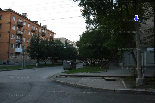 Address(es) on photo: Ispanskikh rabochikh street, 26, 31, 35, Yekaterinburg