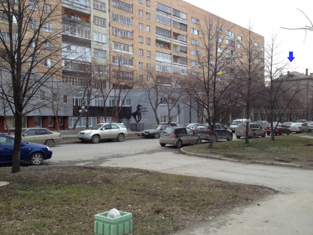 Address(es) on photo: Ispanskikh rabochikh street, 26, 28, Yekaterinburg