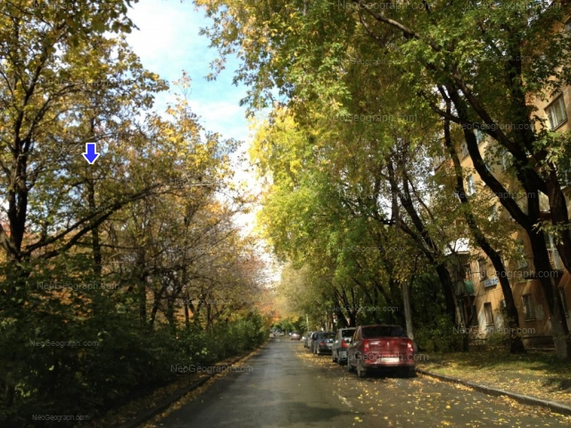 Address(es) on photo: Mira street, 4, 7, Yekaterinburg