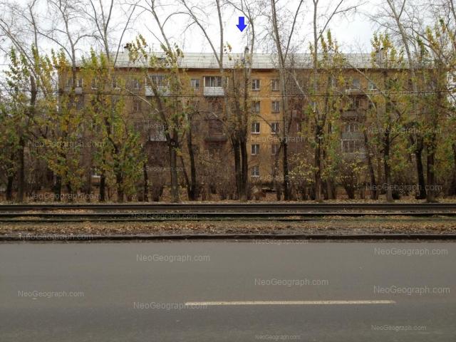 Адрес(а) на фотографии: улица Блюхера, 14, Екатеринбург
