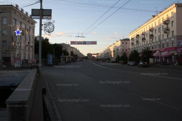 Адрес(а) на фотографии: улица Свердлова, 11, 11А, 22, 34, Екатеринбург