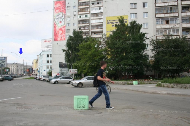 Адрес(а) на фотографии: улица Свердлова, 4, 6, 8, 11А, Екатеринбург