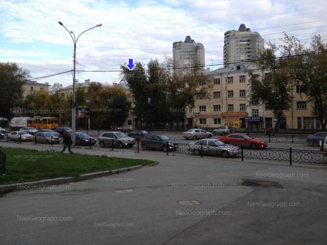 Адрес(а) на фотографии: улица Челюскинцев, 60, 62, 64, Екатеринбург