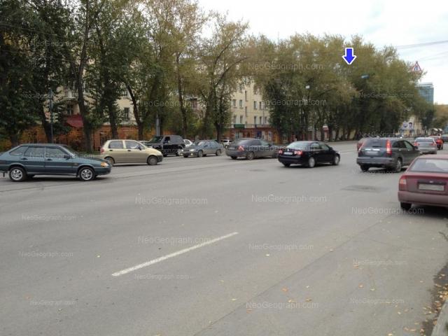 Адрес(а) на фотографии: улица Челюскинцев, 62, 64, 64А, Екатеринбург