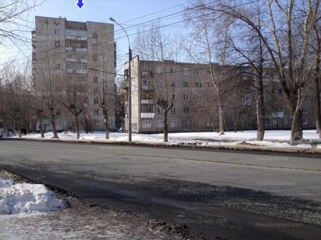 Адрес(а) на фотографии: Советская улица, 11, 13/1, Екатеринбург