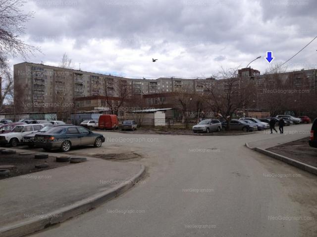 Адрес(а) на фотографии: Опалихинская улица, 21, Екатеринбург