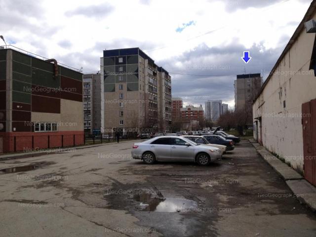 Адрес(а) на фотографии: улица Готвальда, 6/1, 11, 15, 15а, Екатеринбург