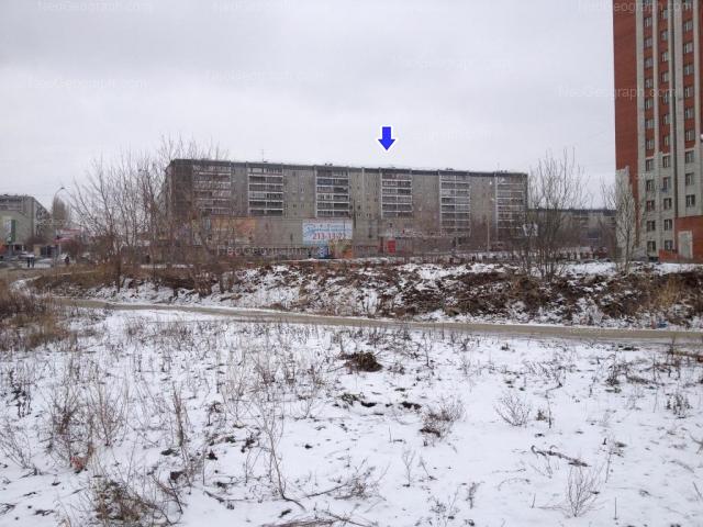 Адрес(а) на фотографии: улица Готвальда, 9, 11, 13, Екатеринбург