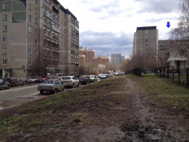 Адрес(а) на фотографии: улица Готвальда, 6/1, 11, 15, Екатеринбург