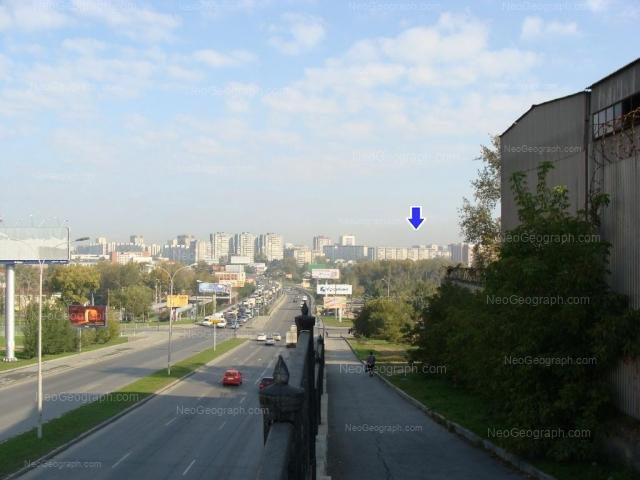 Адрес(а) на фотографии: улица Готвальда, 11, Екатеринбург