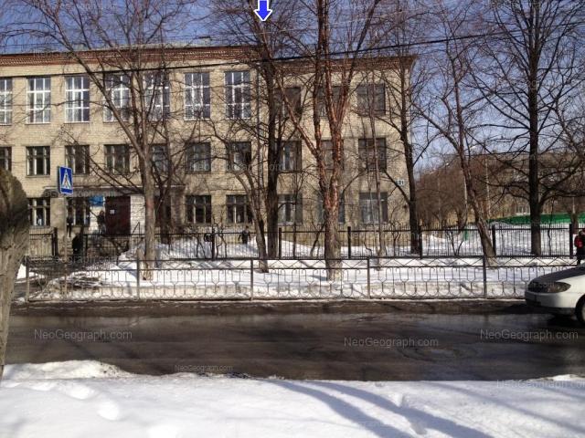 Адрес(а) на фотографии: Академическая улица, 21, 23А, Екатеринбург