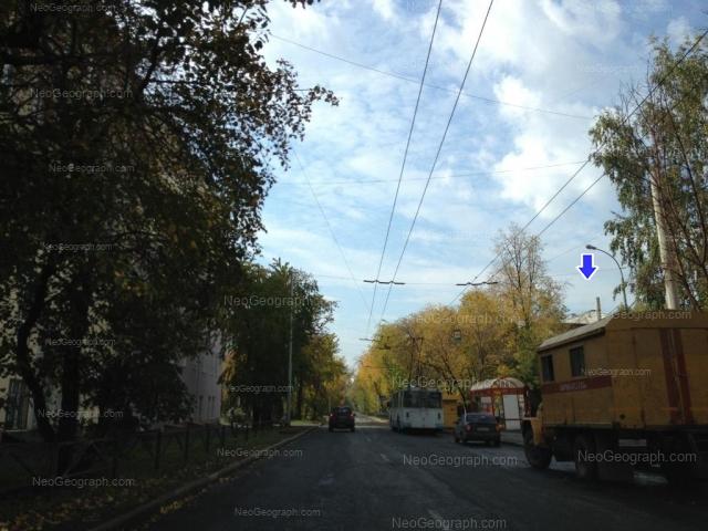 Адрес(а) на фотографии: Академическая улица, 20, 21, Екатеринбург