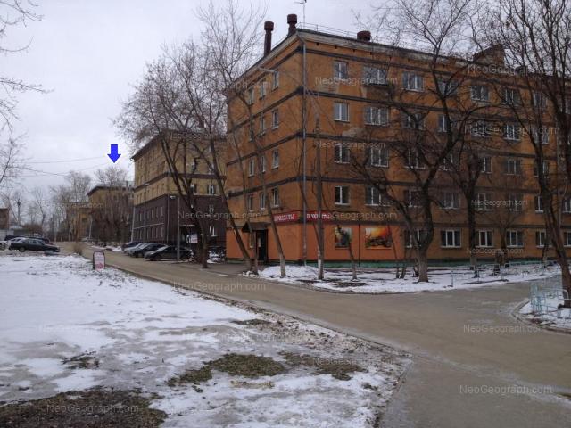 Адрес(а) на фотографии: улица Колмогорова, 60, 62, 64, Екатеринбург