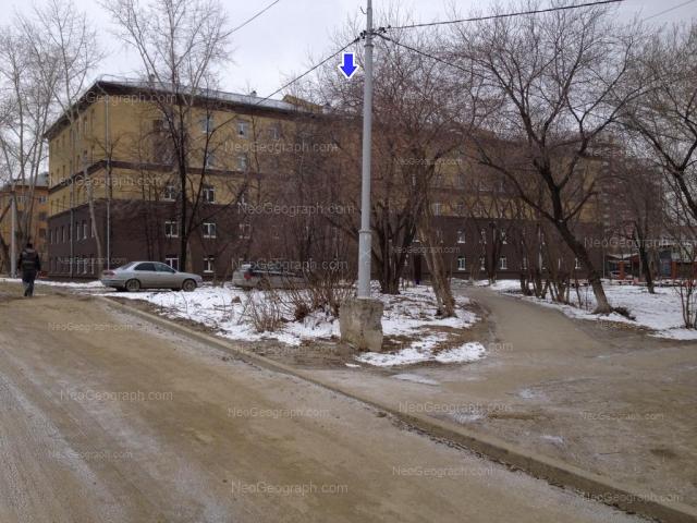 Адрес(а) на фотографии: улица Колмогорова, 60, Екатеринбург