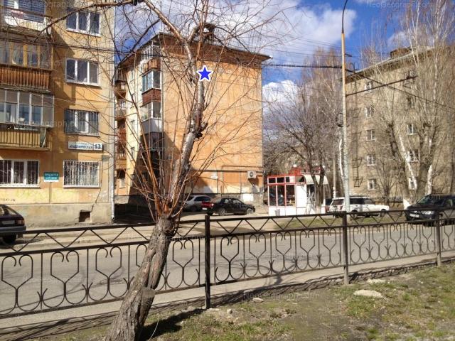 Address(es) on photo: Akademicheskaya street, 13, 15, 17, 19, Yekaterinburg