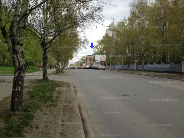 Адрес(а) на фотографии: улица Блюхера, 10, Екатеринбург