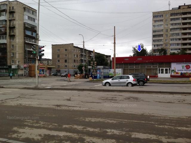 Адрес(а) на фотографии: улица Бакинских Комиссаров, 102, Екатеринбург