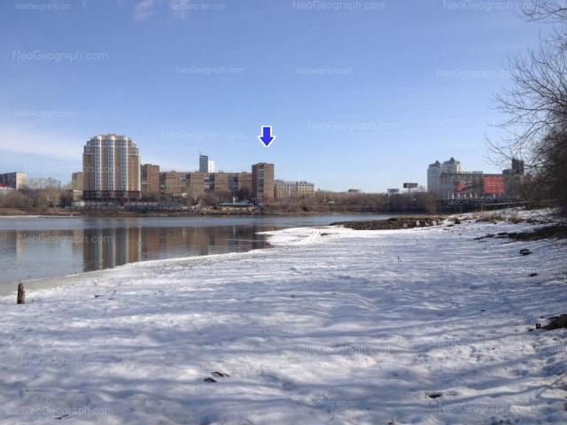 Адрес(а) на фотографии: улица Некрасова, 14, 16, Екатеринбург