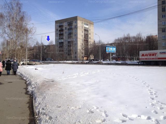 Вид на здание с адресом улица Советская, 10, Екатеринбург