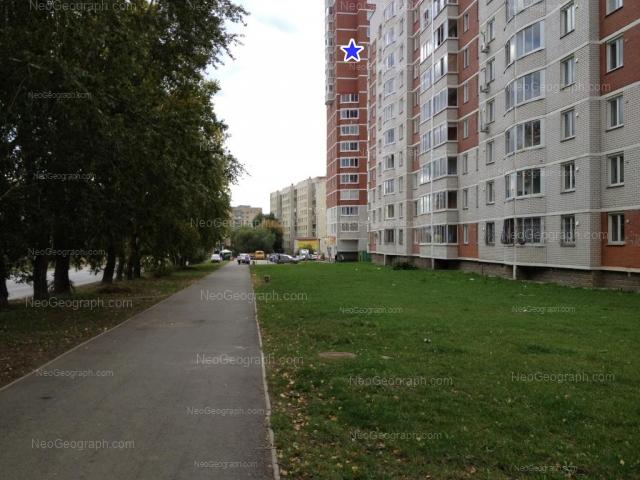 Адрес(а) на фотографии: Шефская улица, 97, 101, 103, Екатеринбург