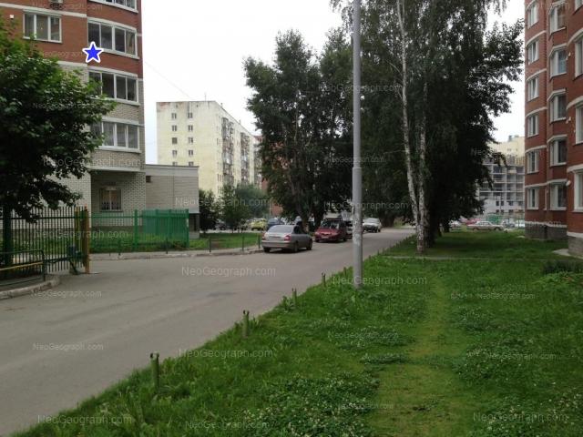 Адрес(а) на фотографии: Шефская улица, 97, 101, Екатеринбург