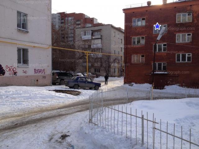 Адрес(а) на фотографии: улица Шевченко, 25, 25А, Екатеринбург