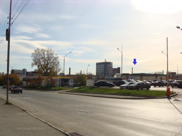 Адрес(а) на фотографии: улица Бебеля, 31, Екатеринбург