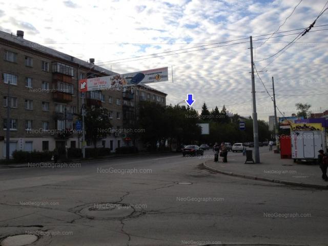 Адрес(а) на фотографии: Комсомольская улица, 19, 21, 23, 25, Екатеринбург