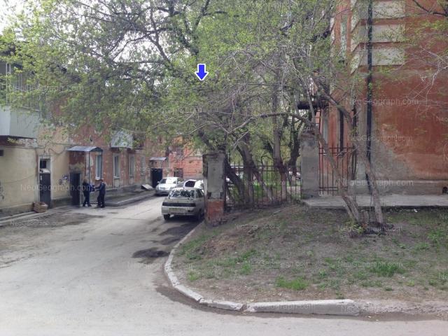 Адрес(а) на фотографии: улица Блюхера, 19, 21, 21А, Екатеринбург