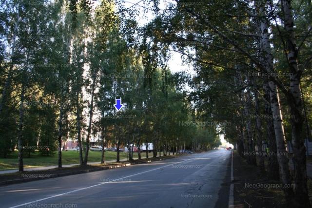Адрес(а) на фотографии: улица Блюхера, 19, Екатеринбург